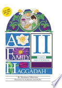 A Family Haggadah II  Large Print Edition  Revised Edition