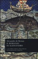 Il romanzo di Alessandro  Testo francese a fronte