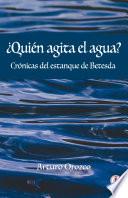 Qui N Agita El Agua Cr Nicas Del Estanque De Betesda Spanish Edition