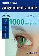 Facharztpr  fung Augenheilkunde