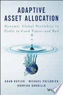 Adaptive Asset Allocation
