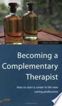 Becoming a Complementary Therapist