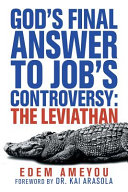 God s Final Answer to Job s Controversy Book PDF