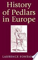 History of Pedlars in Europe