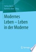 Modernes Leben     Leben in der Moderne