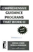 Comprehensive Guidance Programs That Work Ii