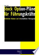 Stock Option Pl  ne f  r F  hrungskr  fte