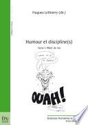Humour et discipline(s)