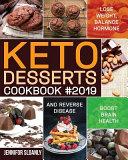 Keto Desserts Cookbook 2019