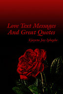 Love Text Messages And Great Quotes