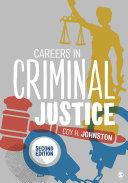 download ebook careers in criminal justice pdf epub