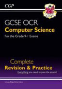 New GCSE Computer Science OCR Complete Revision   Practice   Grade 9 1  with Online Edition