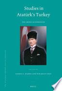 Studies in Atat  rk s Turkey