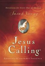 Jesus Calling: Seeking Peace in His Presence [Book]