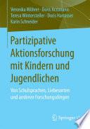 Partizipative Aktionsforschung mit Kindern und Jugendlichen