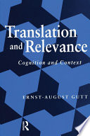 Translation and Relevance