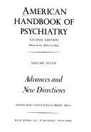 American Handbook of Psychiatry