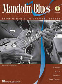Mandolin Blues Book Cover
