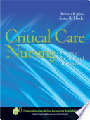 Critical Care Nursing: Synergy for Optimal Outcomes