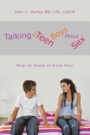 Talking to Teen Boys about Sex