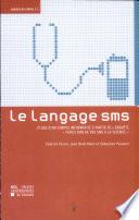 Le langage sms