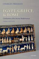 download ebook egypt, greece, and rome pdf epub