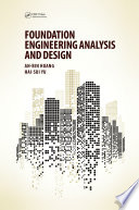 Foundation Engineering Analysis And Design book