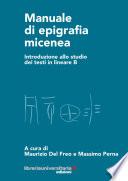 Manuale di epigrafia micenea