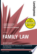 Law Express  Family Law  Revision Guide