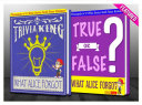 download ebook what alice forgot - true or false? & trivia king! pdf epub