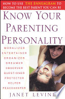 Know Your Parenting Personality
