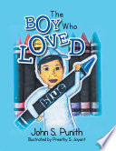 THE BOY WHO LOVED BLUE