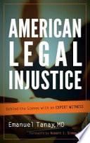 American Legal Injustice