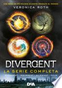 Divergent  La serie  Divergent   Insurgent   Allegiant   Four