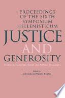 Justice and Generosity