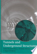 Tunnels And Underground Structures Proceedings Tunnels Underground Structures Singapore 2000