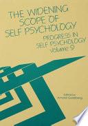 Progress in Self Psychology, V. 9