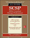 SCSP SNIA Certified Storage Professional All in One Exam Guide  Exam S10 110