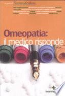 Omeopatia  il medico risponde