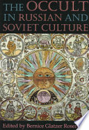 Ebook The Occult in Russian and Soviet Culture Epub Bernice Glatzer Rosenthal Apps Read Mobile