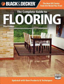 Black   Decker The Complete Guide to Flooring  3rd Edition