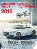 Catalogue de la Revue Automobile I Katalog der Automobil Revue