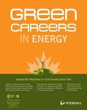Green Careers in Energy