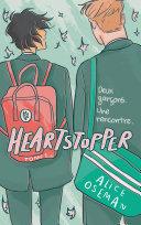 couverture Heartstopper - Tome 1 - Deux garçons. Une rencontre.