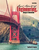 Legal Aspects of Engineering  Design   Innovation