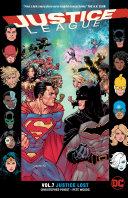 Justice League Vol  7  Justice Lost