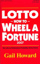 Lotto How To Wheel A Forturne 2007 : how to wheel a fortune 2007, has...