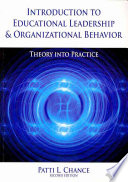 Introduction to Educational Leadership and Organizational Behavior