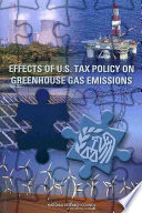 Effects of U S  Tax Policy on Greenhouse Gas Emissions