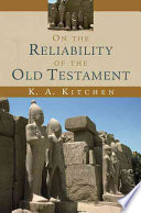 On The Reliability Of The Old Testament book